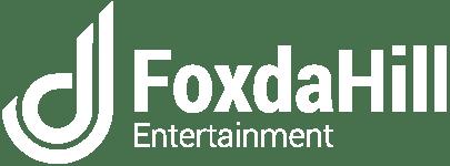 FoxdaHill Logo Weiss